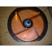 Cooler Fan 200mm Led Laranja Ou Ou Preto Aerocool