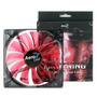 Ventoinha Fan Cooler Gabinete 140mm 14cm Led Neon Vermelho