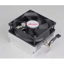 Cooler Amd Athlon64 X2 Socket 754 939 940 Am2 Am2+ Am3 Akasa