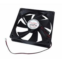 Ventilador Cooler Ventoinha Fan 120x120x25 12 Volts 9853