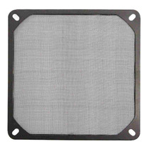 Filtro / Grade De Aluminio Akasa Para Fan Cooler 120mm 12cm
