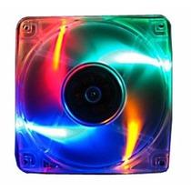 Cooler Fan 120mm C/ Led Colorido Akasa Ak-174cc-4rab Lacrado