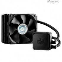 Water Cooler 120mm Seidon Cooler Master 2400rpm Preto + Nf-e