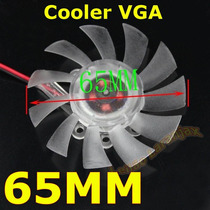 Cooler Fan 65mm Vga Placa Video Nvidia Amd Intel Ventoinha