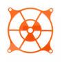 Grelha Lasergrill Radioativo 80mm Laranjado Uv Reagente