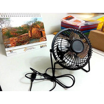 Ventilador Usb Cooler Portatil Notebook Netbook Pc Oferta