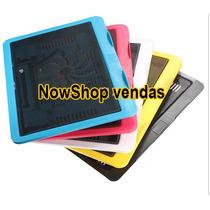 Apoio Mesa Cooler Notebook Ate 17 Ultrafino Ventilador Usb
