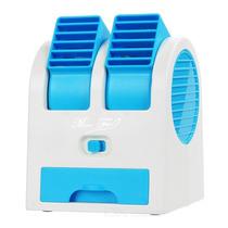 Mini Ventilador Cooler Portátil Usb Ar Condicionado Aroma