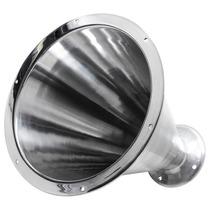 Cone Jarrão Caldeirão Em Alumínio Polido P/ Driver* Parafuso