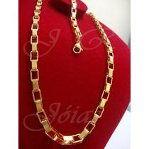 Conjunto Grossa Cartier Banhada Ouro18k - Frete Grátis