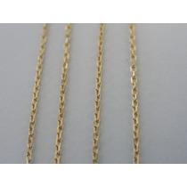 Cordão / Corrente Ouro 18k Masculino Maciço - Malha Cartier