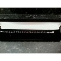 Tornozeleira De Prata 925k (19 Cm 1 Mm )
