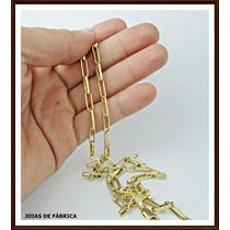 Cordão, Corrente Cartier Em Ouro 18k