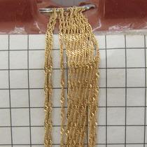 1389 Corrente Singapura 50 Cm De Ouro 18k 750 W