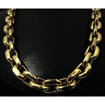 Promoção Corrente Cartier Ouro 18k 60 Gramas 12 X Sem Juros