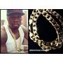 Corrente Aço Inoxidável,rapper Ostentação 50 Cent