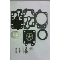 Reparo Carburador Completo Roçadeira 26/33/43/52 Cc C/bolha