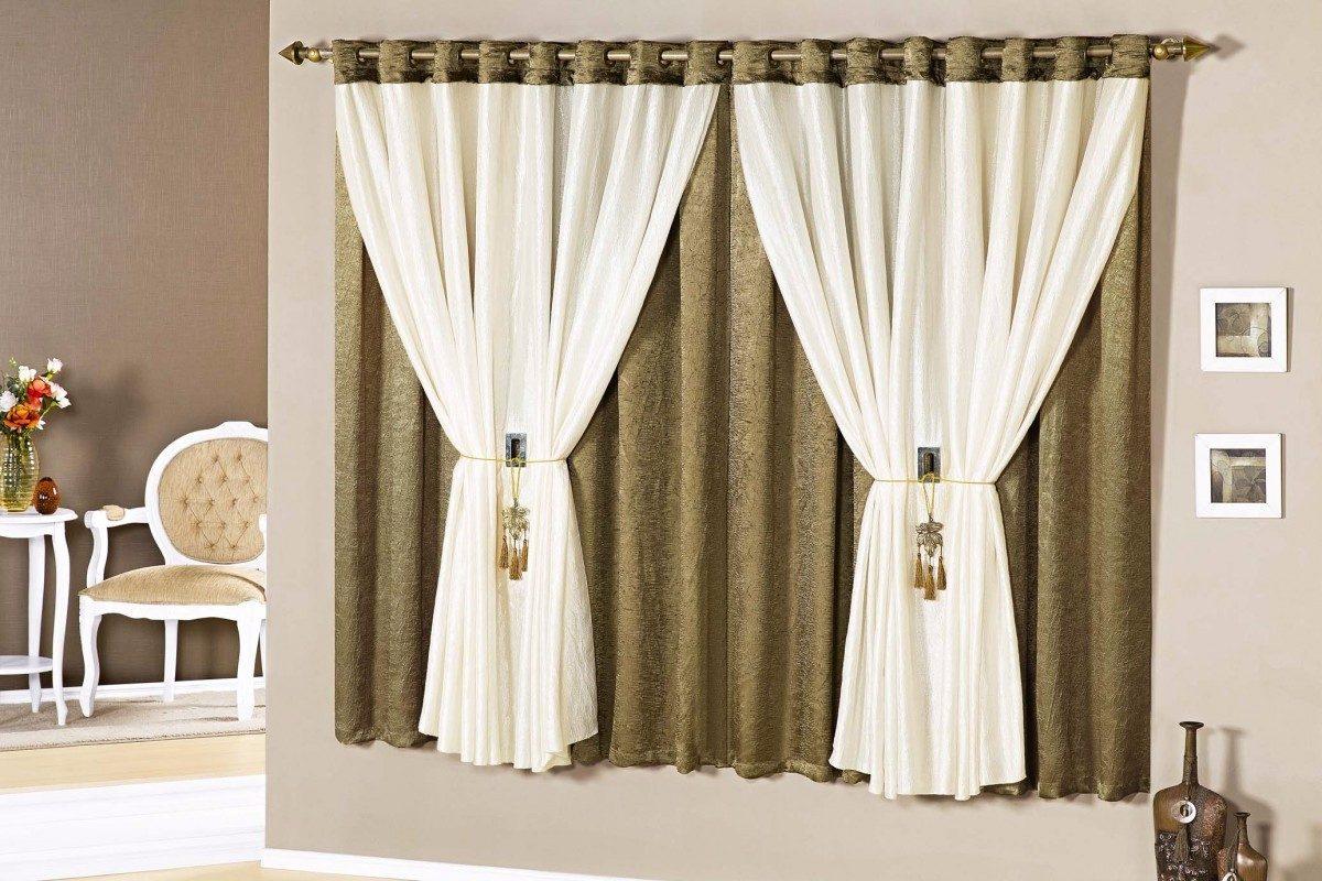 Como fazer cortina para quarto com len ol - Cortinas infantiles barcelona ...