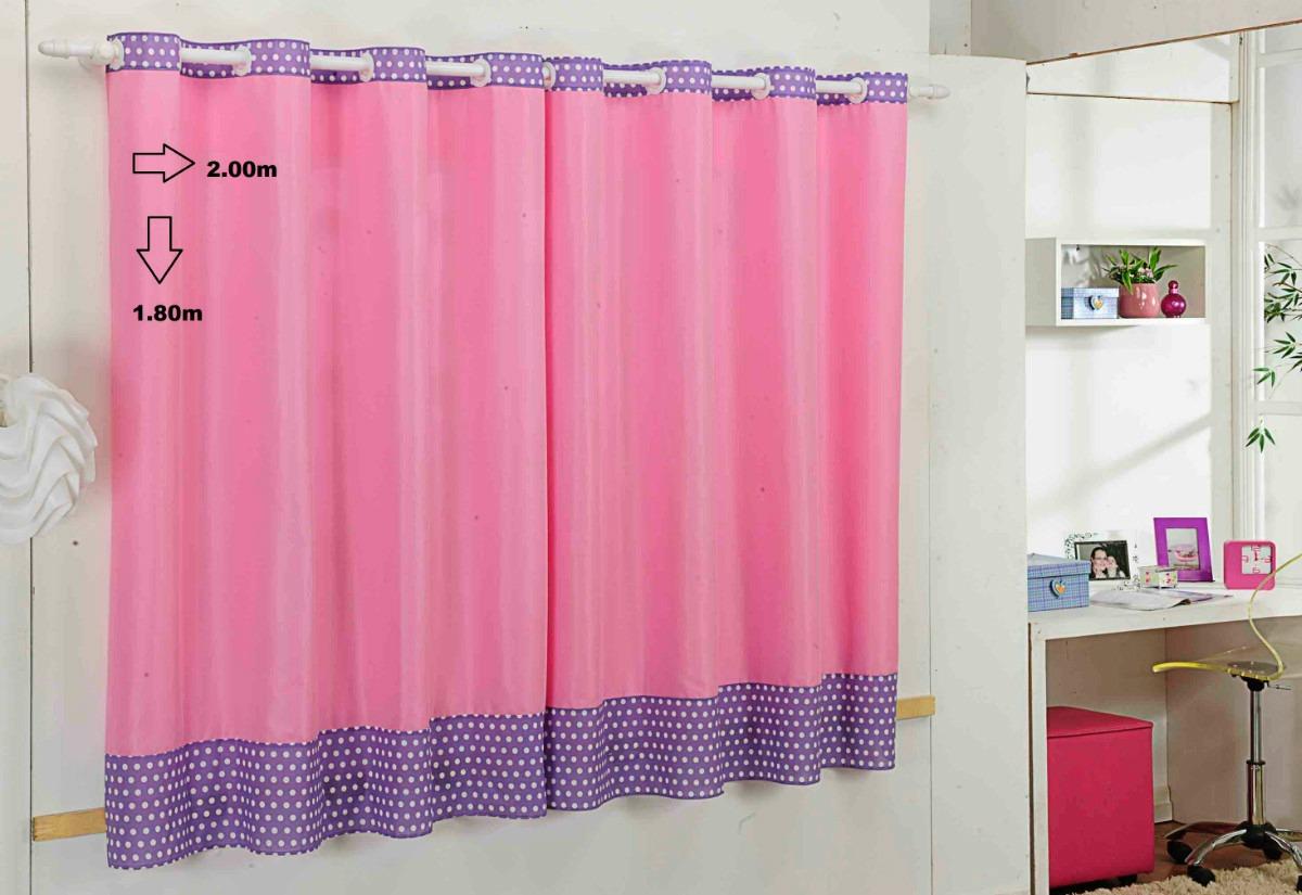20170113232406 cortinas para quarto no mercadolivre for Cortinas de visillo para salon