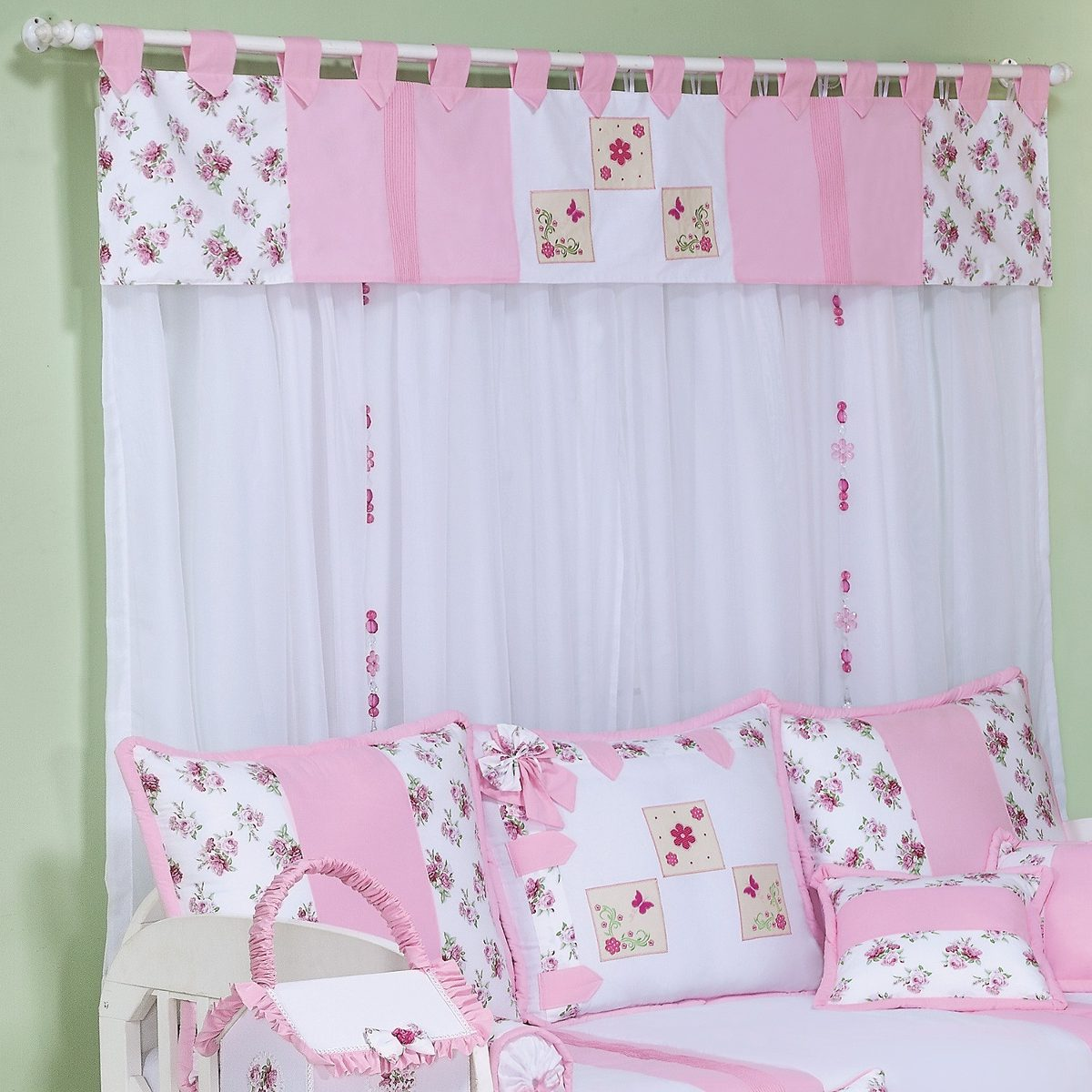 20170130222151 cortinas para quarto de bebe de urso - Cortinas para bebe ...