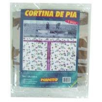 Cortina De Pia Simples Frete Grátis