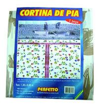 Cortina De Pia Estampado Frete Grátis