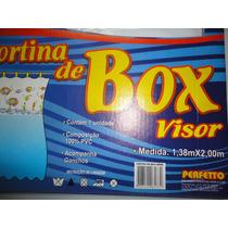 Cortina Para Box - Informe Cep Para Frete 1,38 X 2,00m