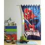 Cortina Infantil P/ Varão Homem Aranha Spider Man Lepper