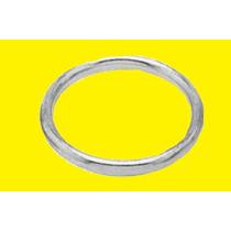 Argola Plastica Cromada -100 Unid