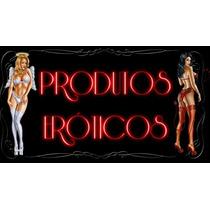 Sexshop Lote Com 100 Produtos Eróticos Para Revendedora