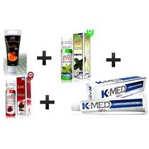Kit Anal Sem Dor +lubrificante +gel Adulto Produtos Eroticos