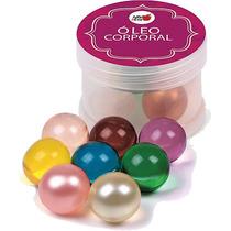 Kit 8 Bolinhas Do Prazer Soft Ball Óleo Produtos Eróticos