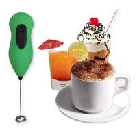 Mini Mixer Batedor De Bebidas Portátil Cafés Drink - A Pilha