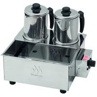Esterilizador Cafeteira Marchesoni 2 Bules Qualidade Inmetro
