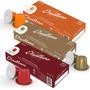 Kit Cápsulas Compatíveis Nespresso Madame Dorviliers 30 Un