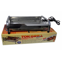 Churrasqueira Elétrica Portatil Tok Grill Light 2