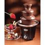 Nostalgia Mini Cascata De Chocolate Importada Preta