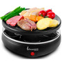Grill E Raclete 2 Em 1 - Steammax - 127v