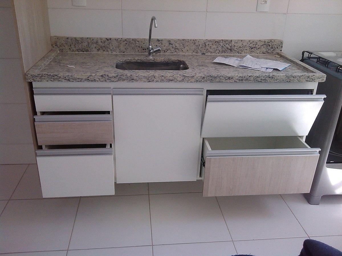 Cozinha Planejada Para Apartamentos E Residencia - R$ 4.999,00 no