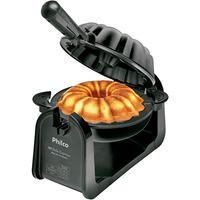 Maquina De Fazer Bolo Forma Eletrica Cupcake Assar 220v Expr