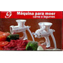 Máquina Para Moer Carne E Legumes Guzzo Nº 2