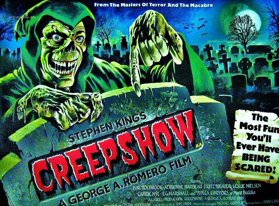 Creepshow 2 Trailer Creepshow 1 Creepshow 2