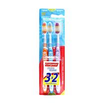 Escova Dental Colgate Extra Clean Media Leve 3 Pague 2