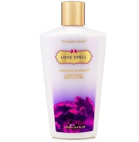 Creme Hidratante Victorias Secret Love Spell 250ml