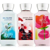 Hidratantes Bath And Body Works 236ml Nova Embalagem!