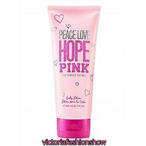 Enormeee!!hidratante Hope Pink Peace Love Victoria S Secret