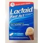 Lactaid 60 Cápsulas - 9000 Fcc - Validade 05/2018
