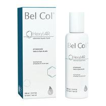 Sabonete Facial Clareador De Manchas Hexyl.4r Bel Col