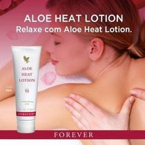 Aloe Heat Lotion - Creme Forever 118 Ml