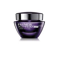 Avon Renew Platinum Creme Anti Idade Noite 50g